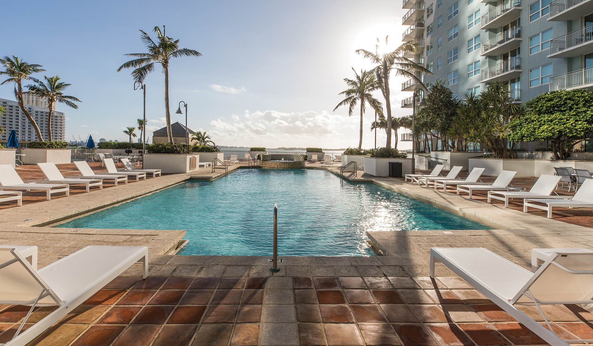 Yacht Club at Brickell - Pool - Miami, FL